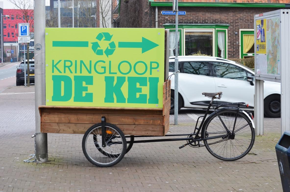 Kringloop de Kei amersfoort
