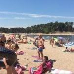 Stand van zaken henschotermeer Zwemmen in natuurwater in Amersfoort