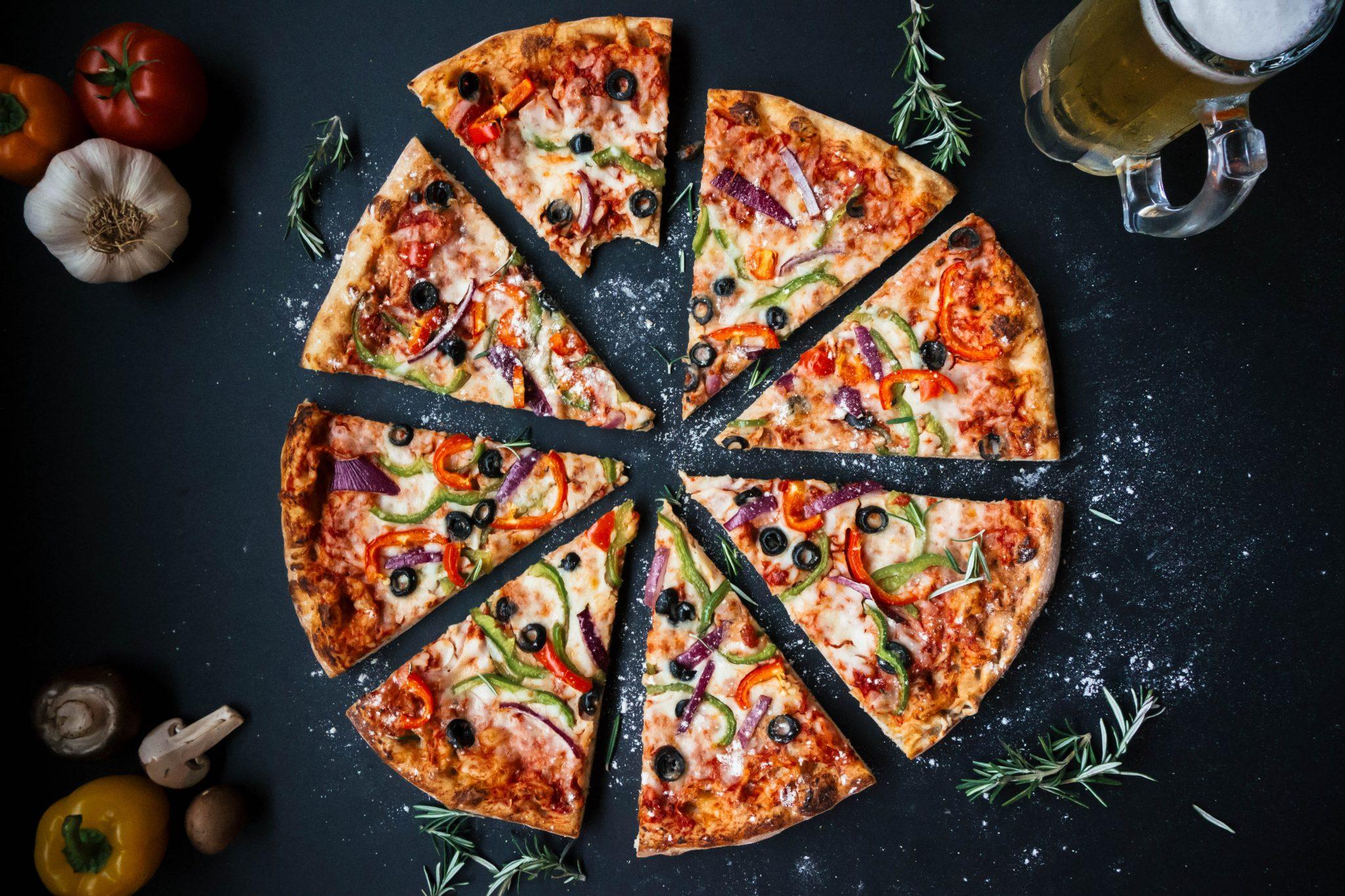 pizza bestellen Amersfoort
