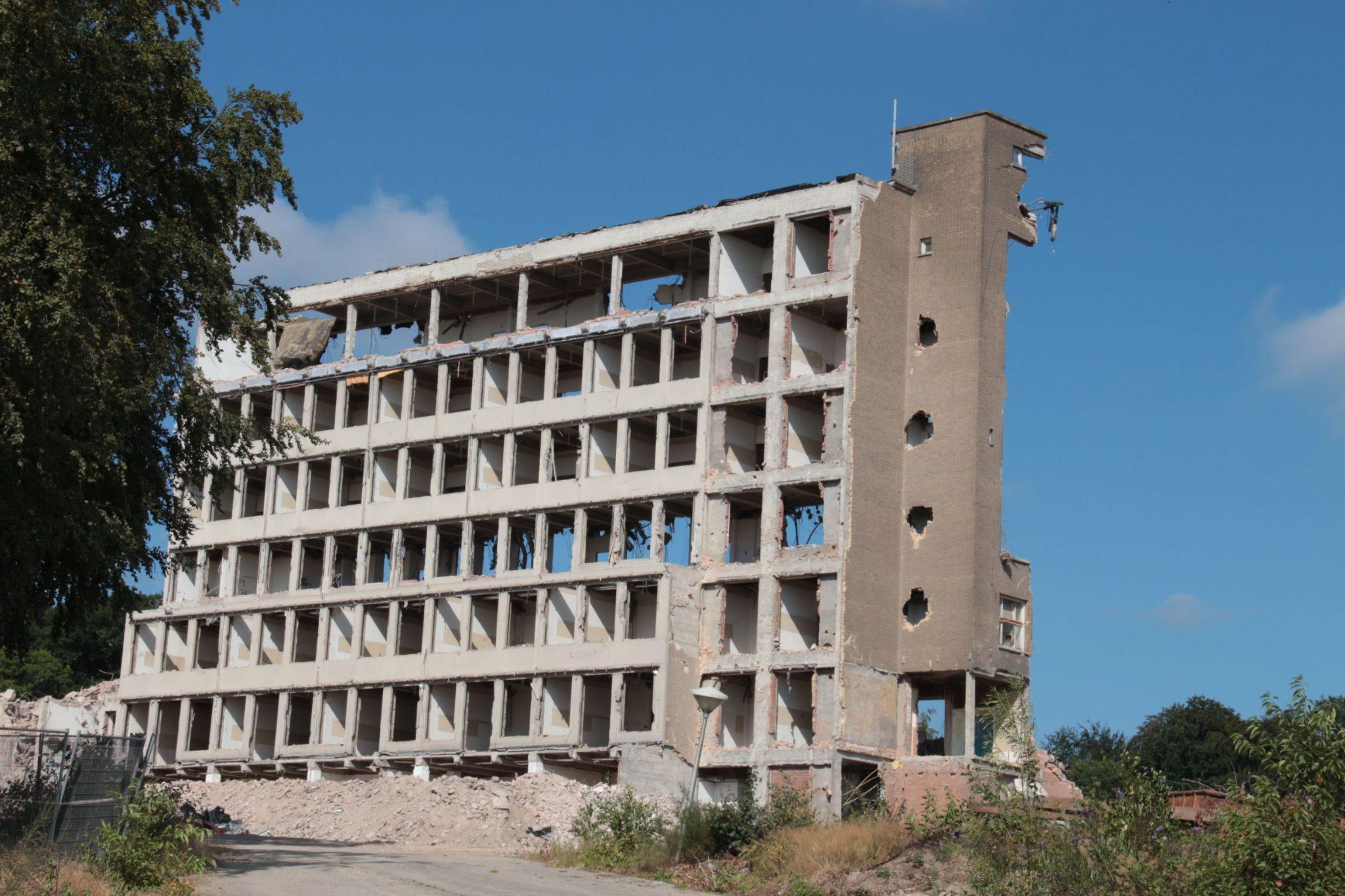 Sloop ziekenhuis De Lichtenberg