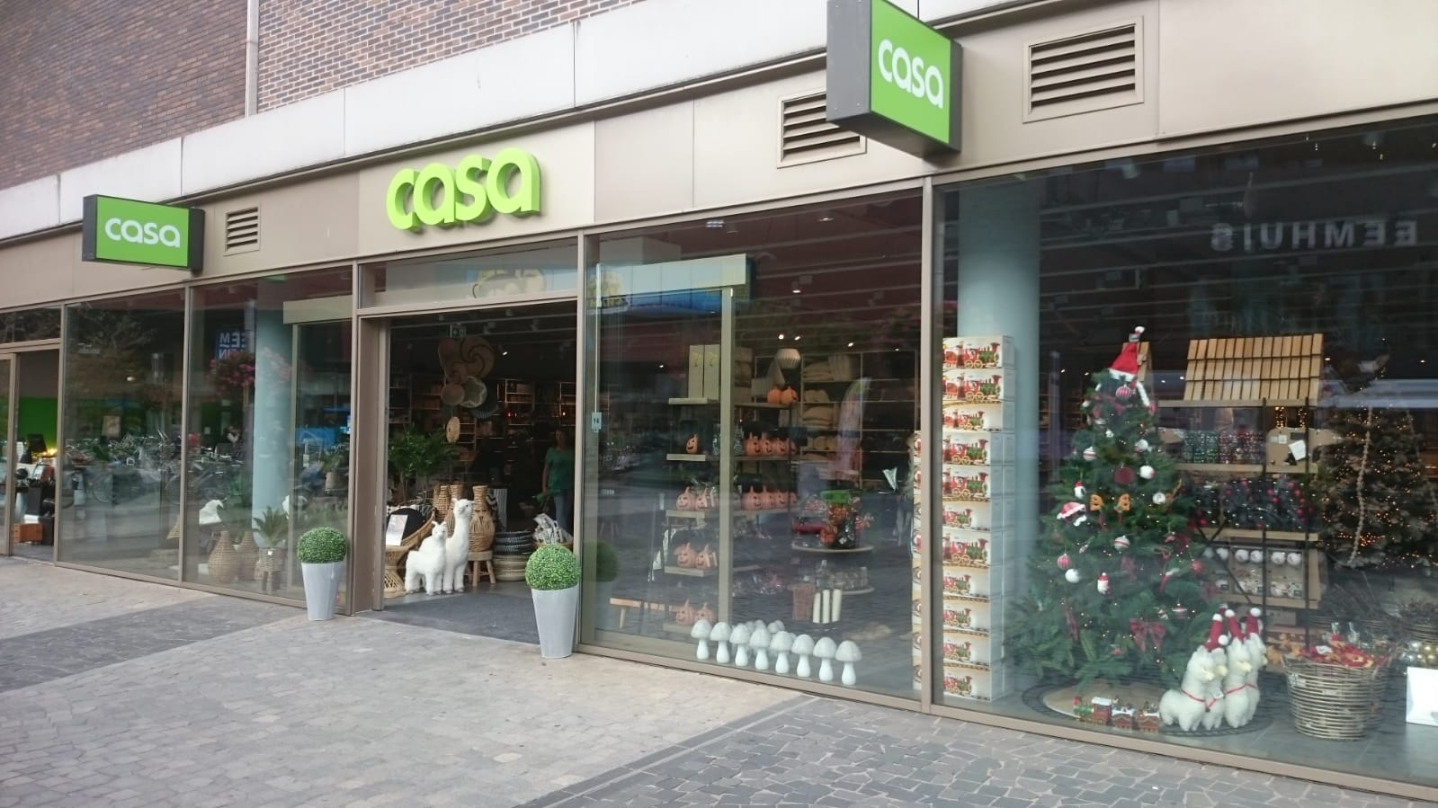 Casa aan het Eemplein
