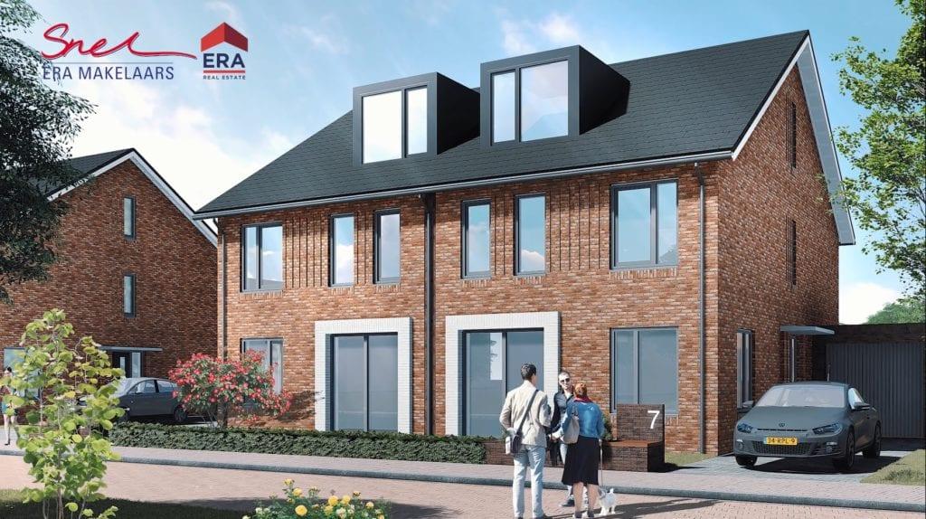 Nieuwbouwproject in Leusden-Zuid