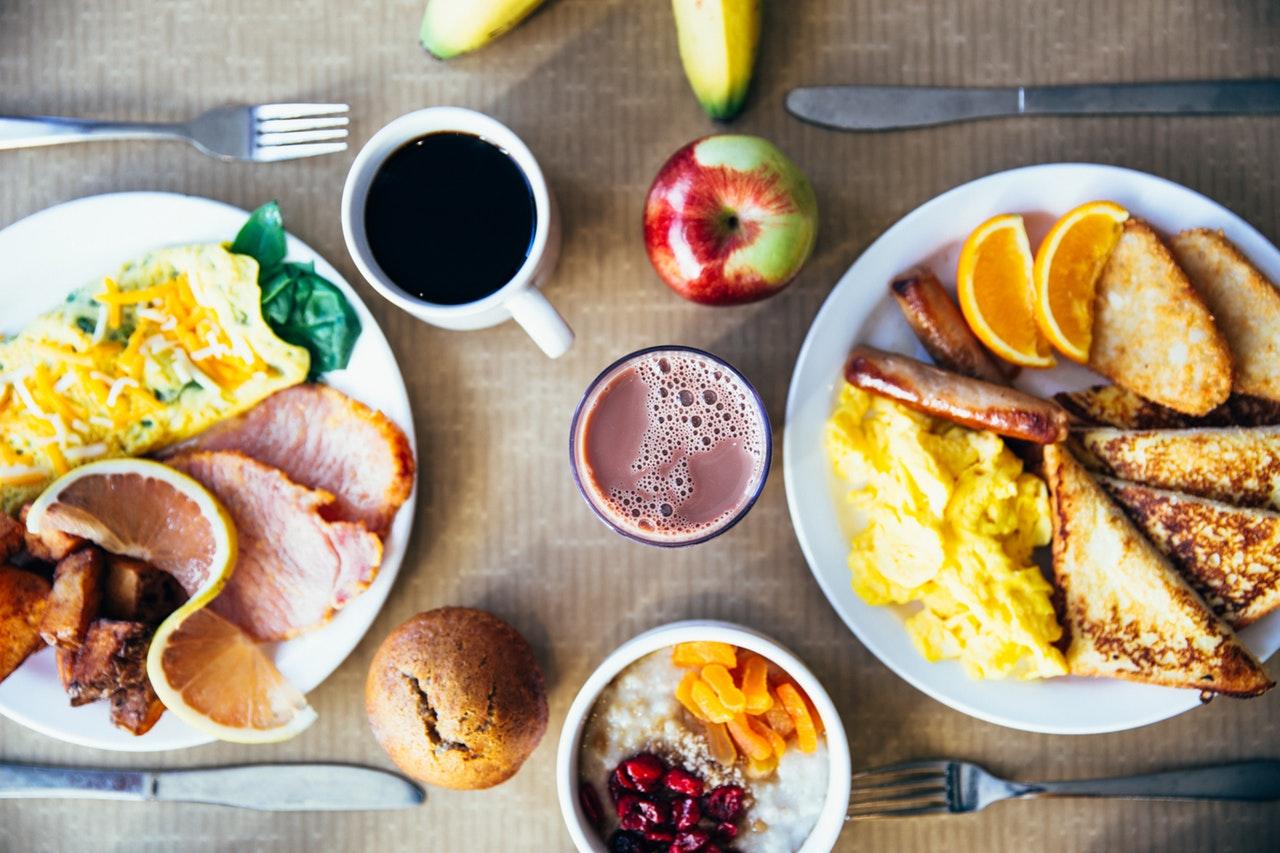 ontbijten in Amersfoort