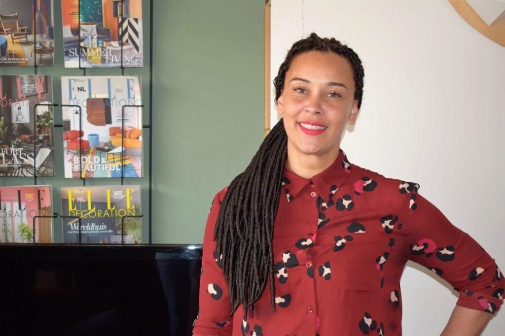 Wendy Maxwell. Foto: Ingelise de Vries