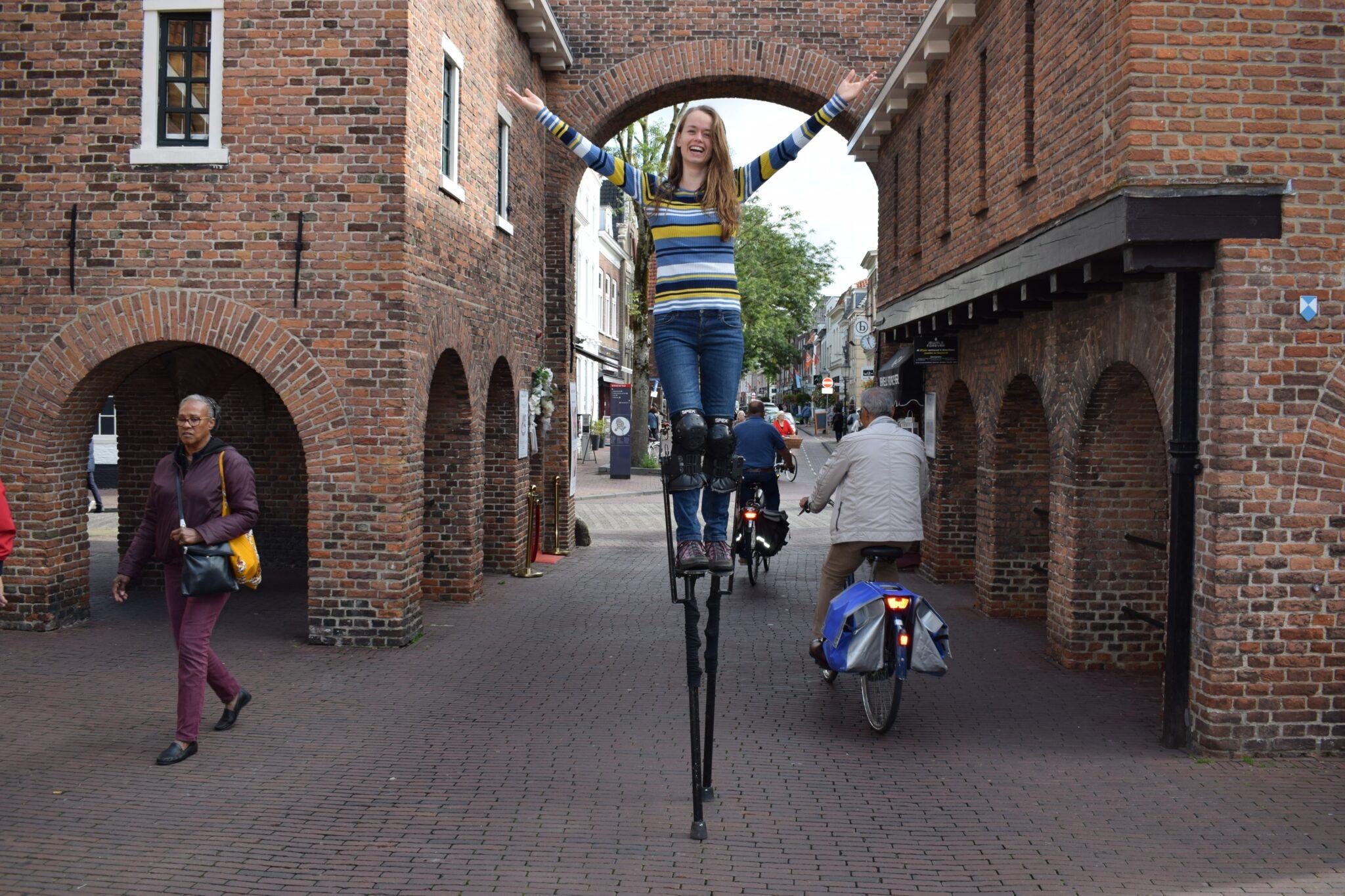 Suzanne van der Hoorn. Foto: Ingelise de Vries