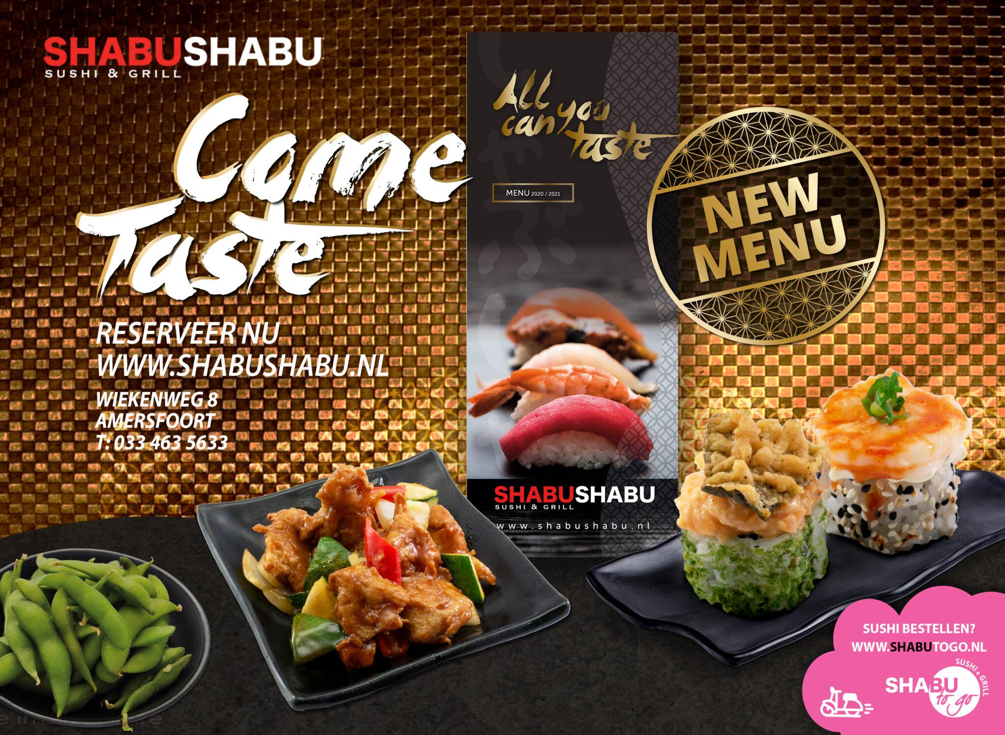 Shabu Shabu Come Taste