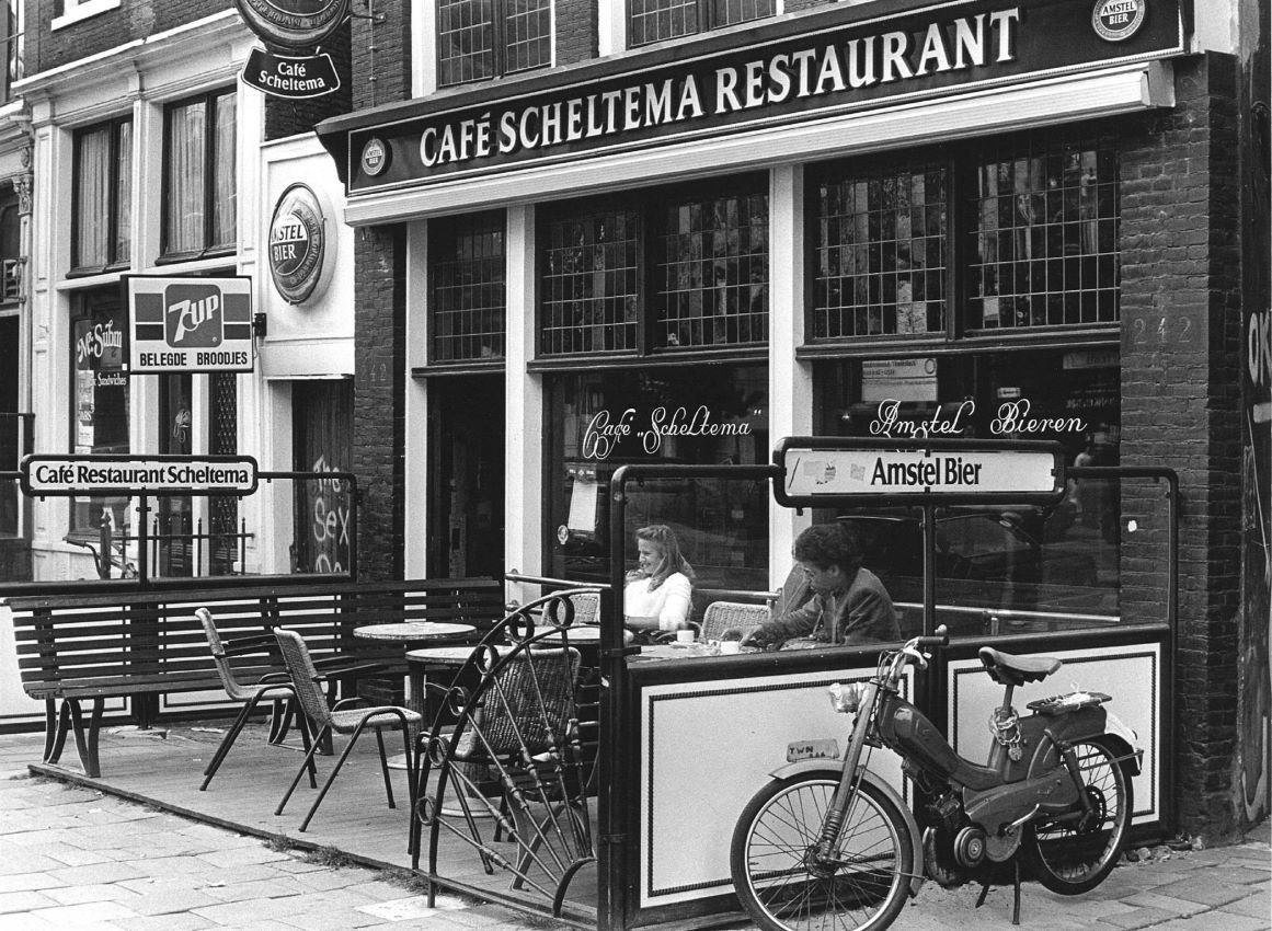 Café Scheltema
