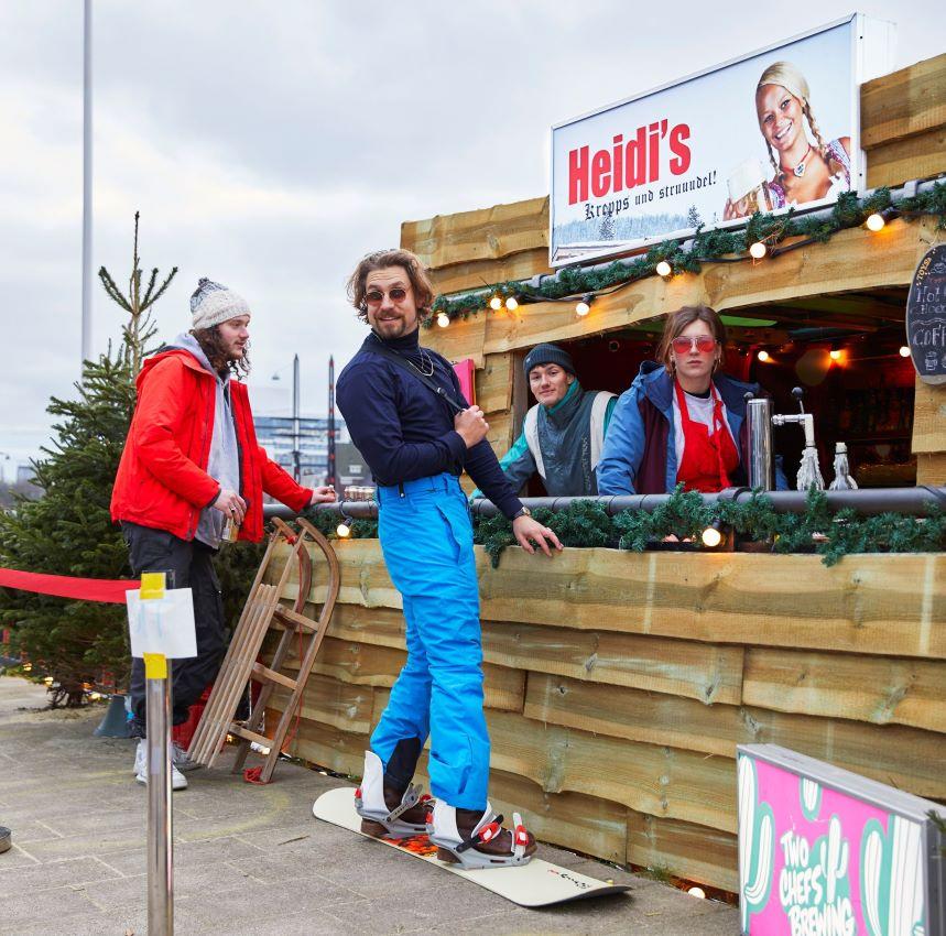 Heidi's wintersport bar