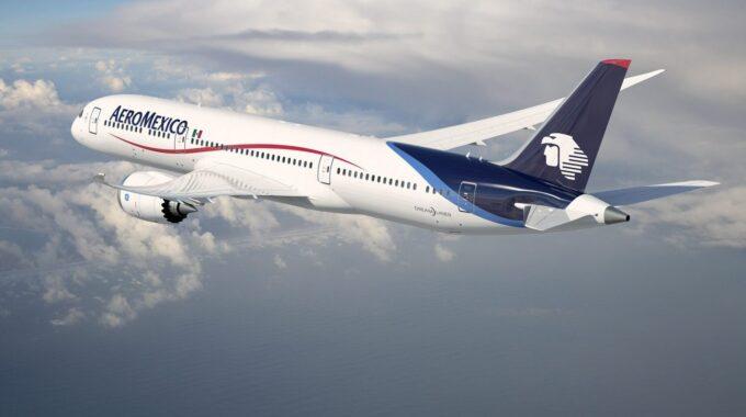 Vliegtuig Aeromexico
