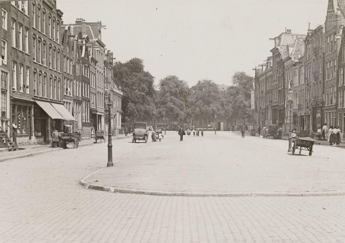 Anjeliersgracht 1900