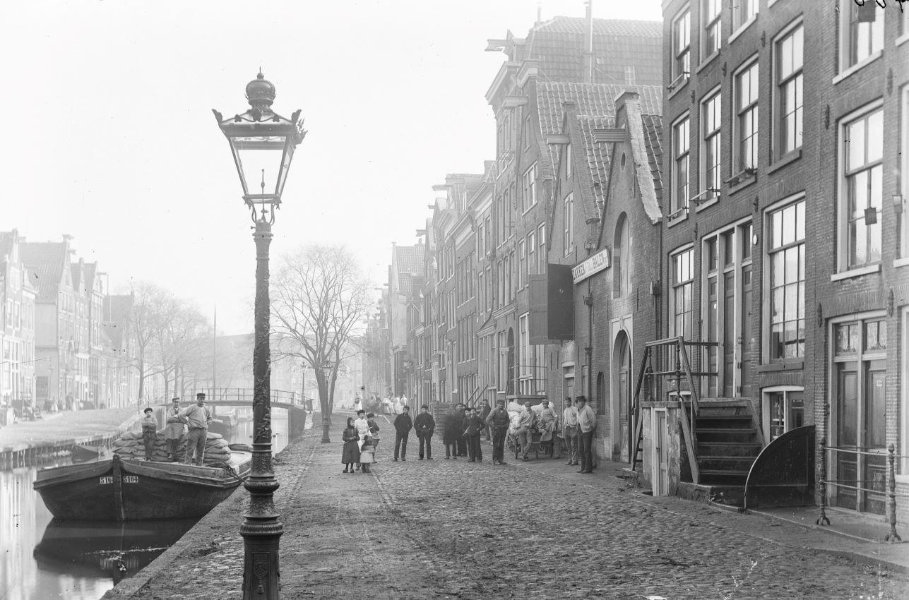 Palmgracht 1883
