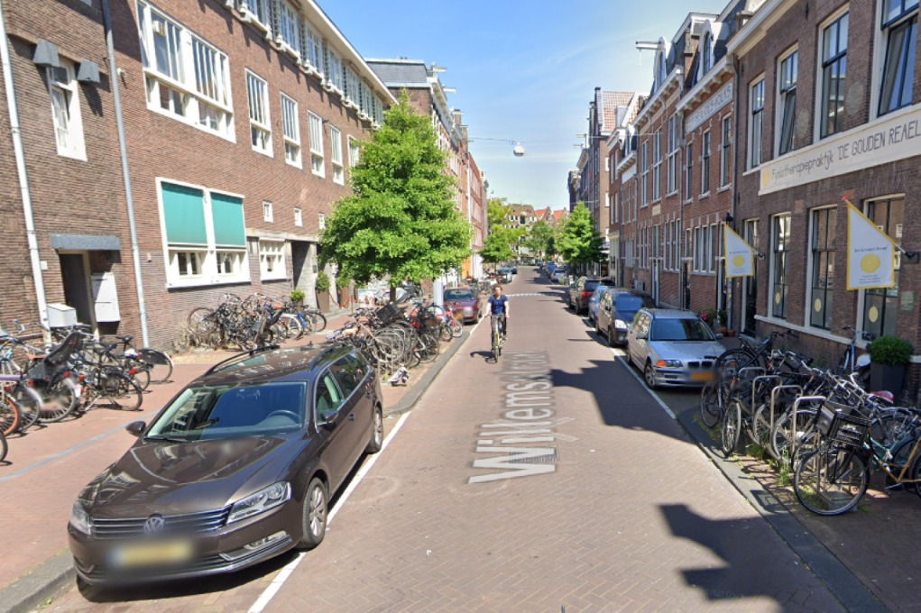Willemstraat nu