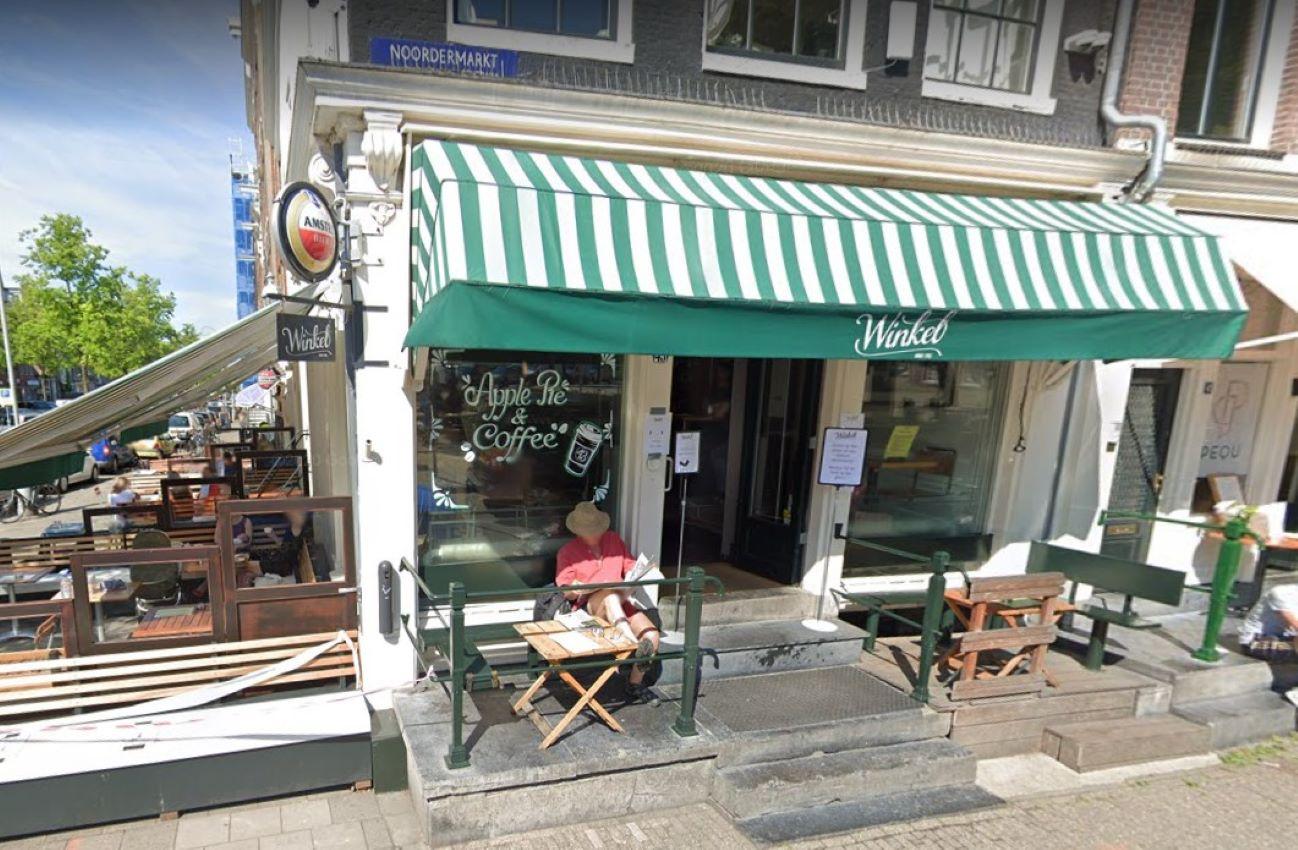 cafe de winkel