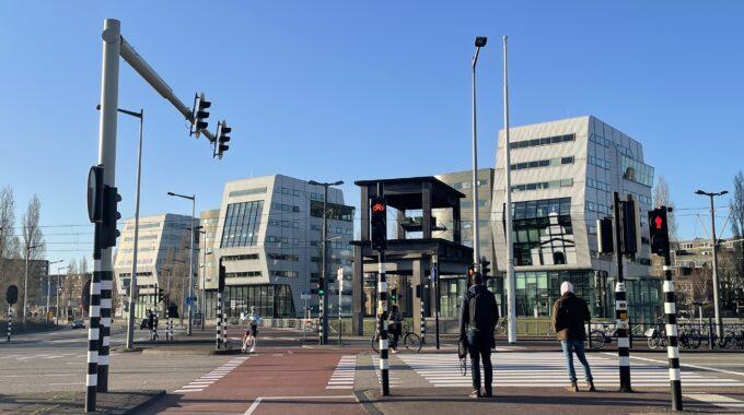 Vacatures, Amsterdam, Straatbeeld, Verkeer Rietlanden