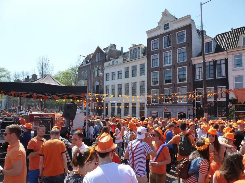 Koningsdag Amsterdam 2021