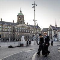 dodenherdenking 2021 Amsterdam