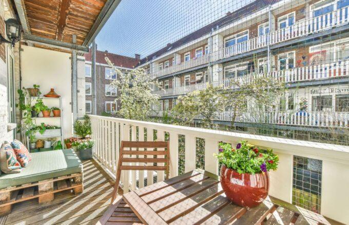 Balkon Oost
