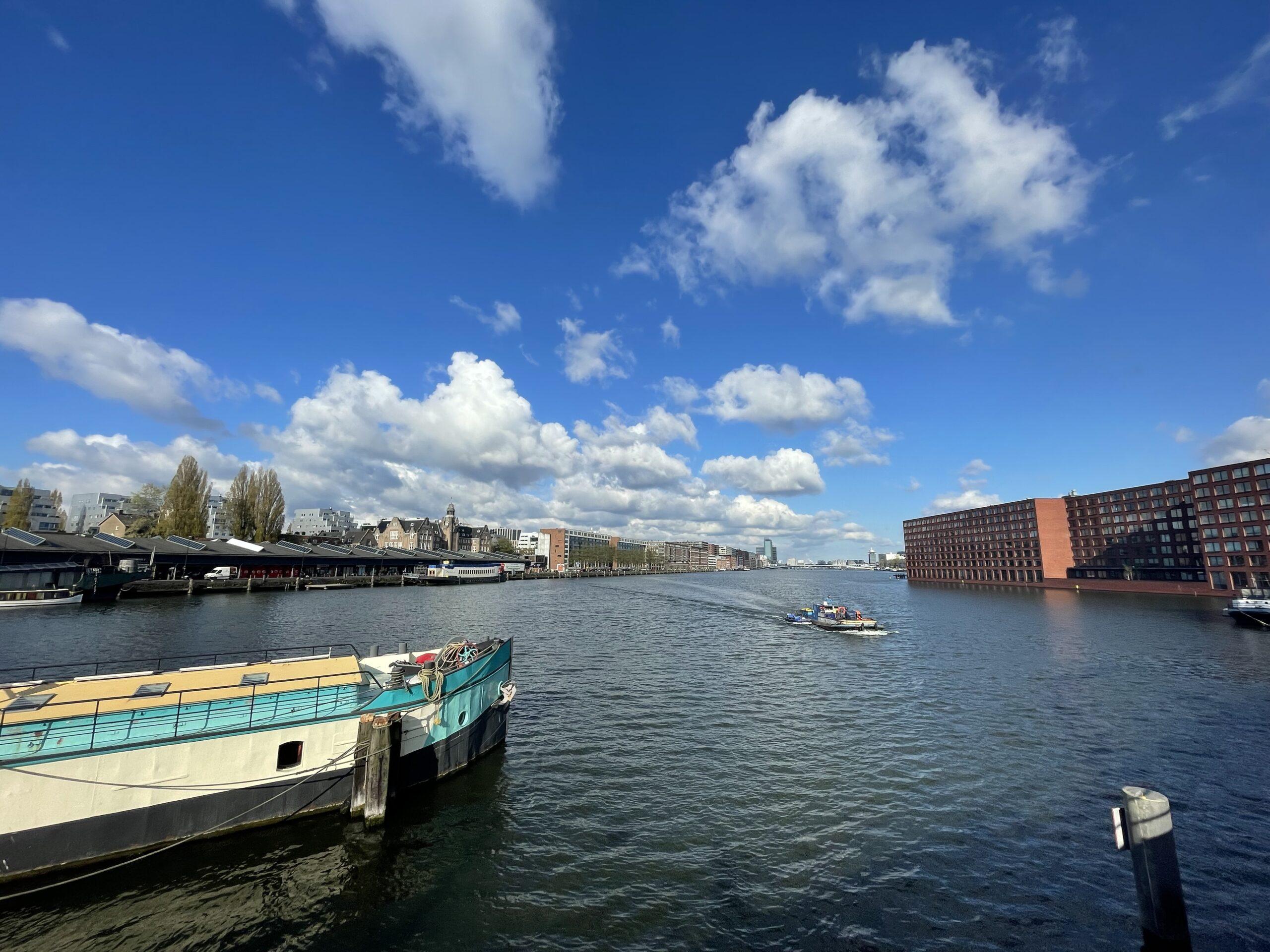 Amsterdam Sfeerbeeld IJ, Oostelijke eilanden