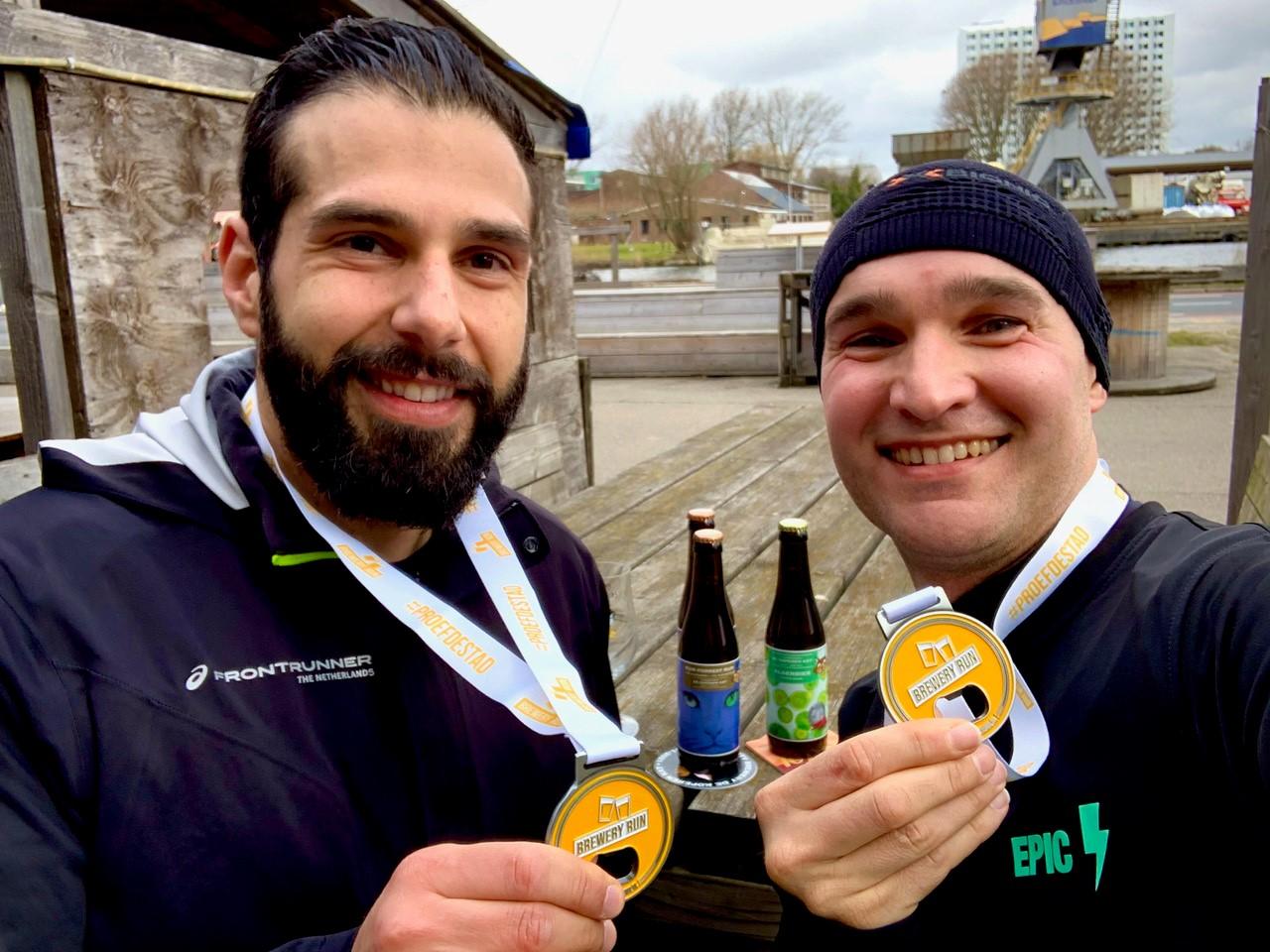Brewery Run Amsterdam