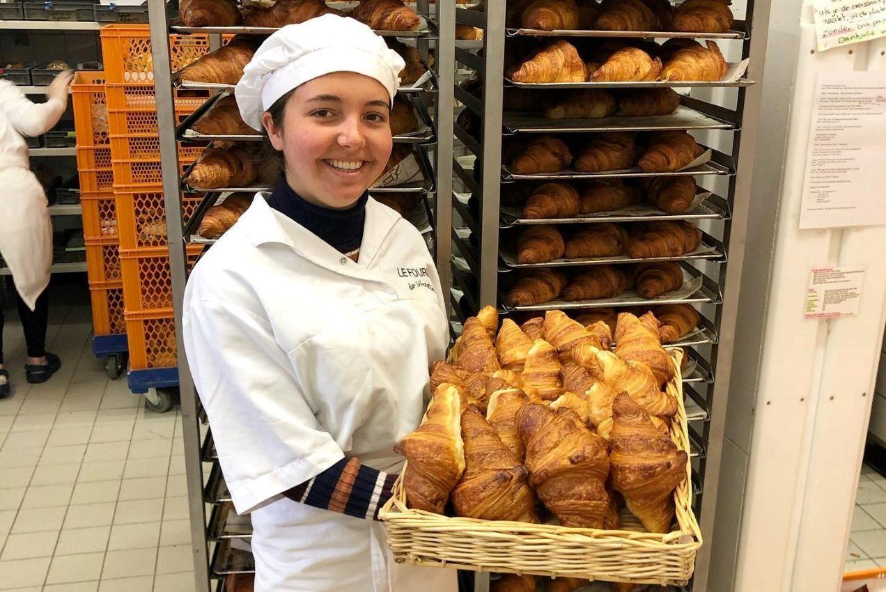 croissants le Fournil