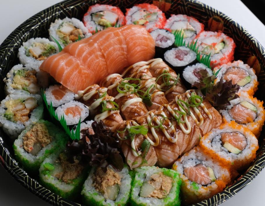 SHABU To Go Sushi bestellen Amsterdam Noord
