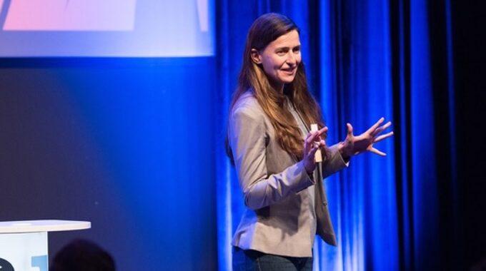 Sophie van Gool Waarom vrouwen minder verdienen dan mannen