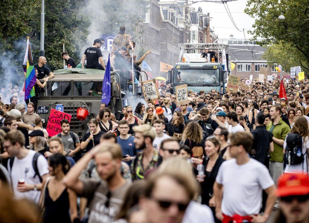 UnmuteUs 11 september 2021 Amsterdam