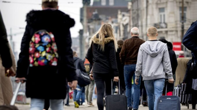 verhuren toeristen