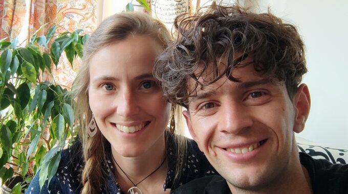 Elske en Rami raakten verliefd bij een Grieks vluchtelingenkamp zij was vrijwilliger, hij was vluchteling 3