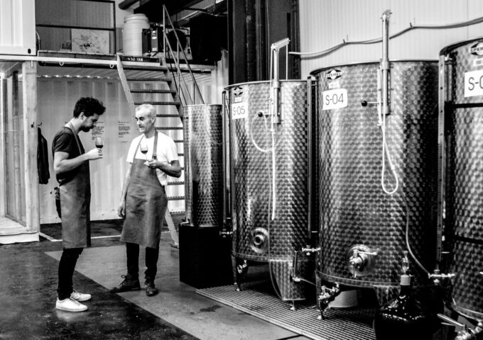 wijnproeverij chateau amsterdam wine tour tasting