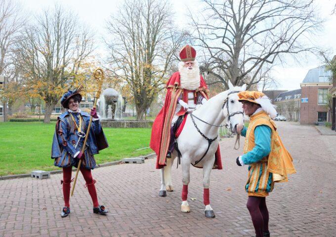 Sinterklaasintocht Amsterdam
