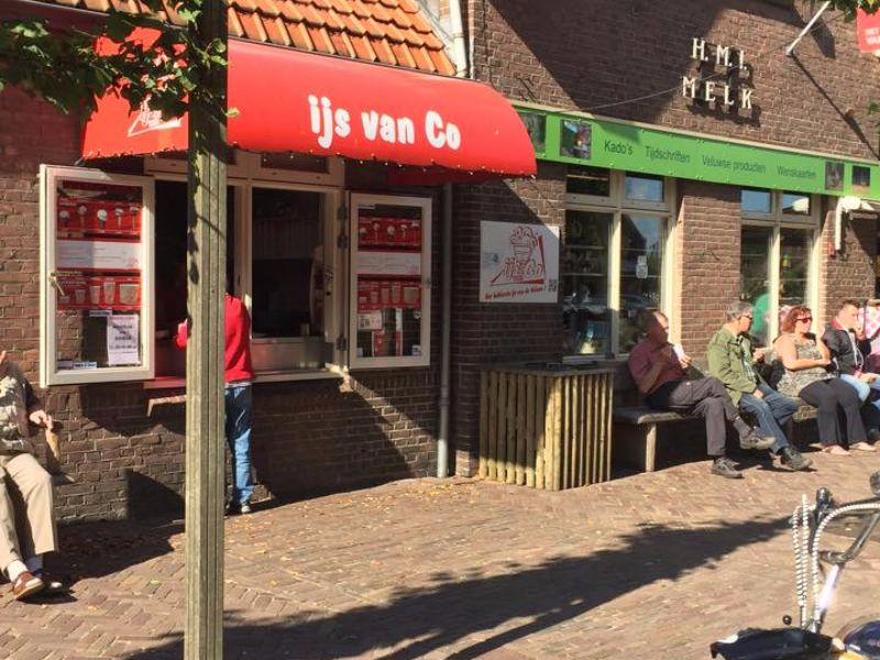 IJs van Co Hoenderloo
