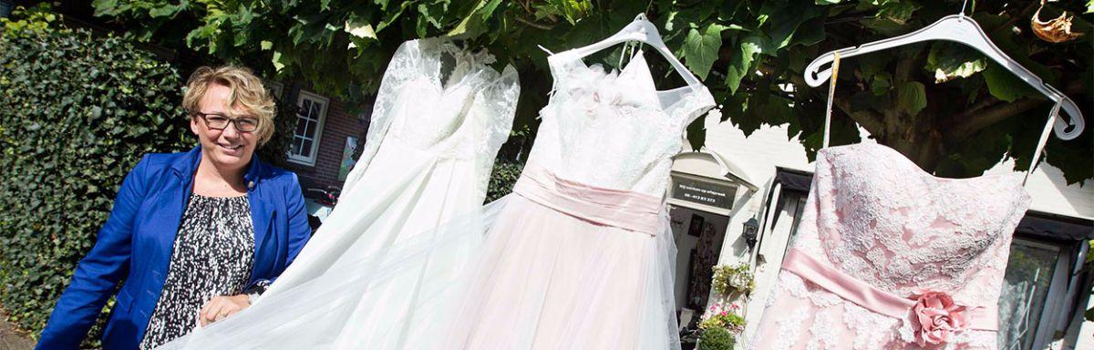Bruidsboetiek De Blauwe Hoeve