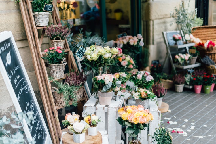 bloemenwinkel