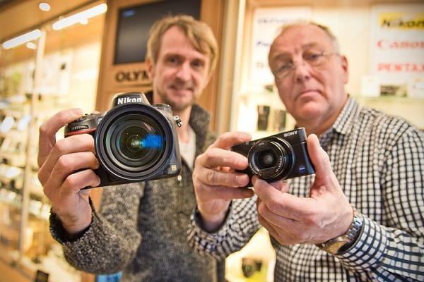[Foto: Camera kopen? Vijf tips om je op weg te helpen]