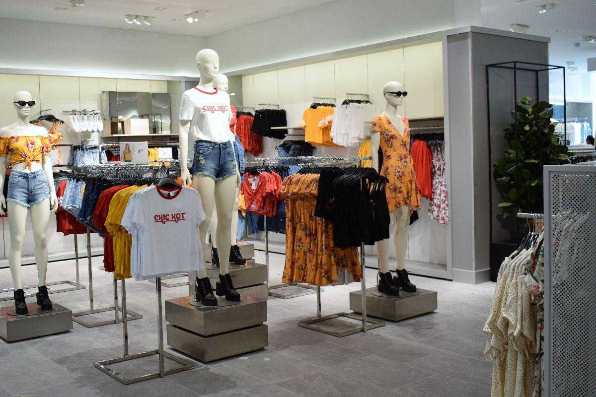 Nieuwe H&M Apeldoorn