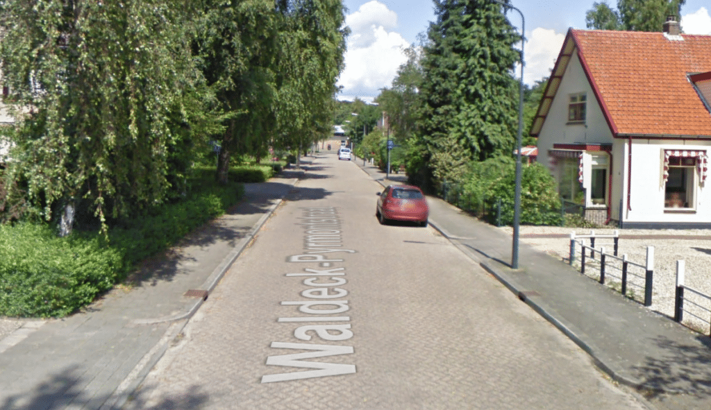 waldeck-pyrmontstraat