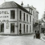 hotel van der burg