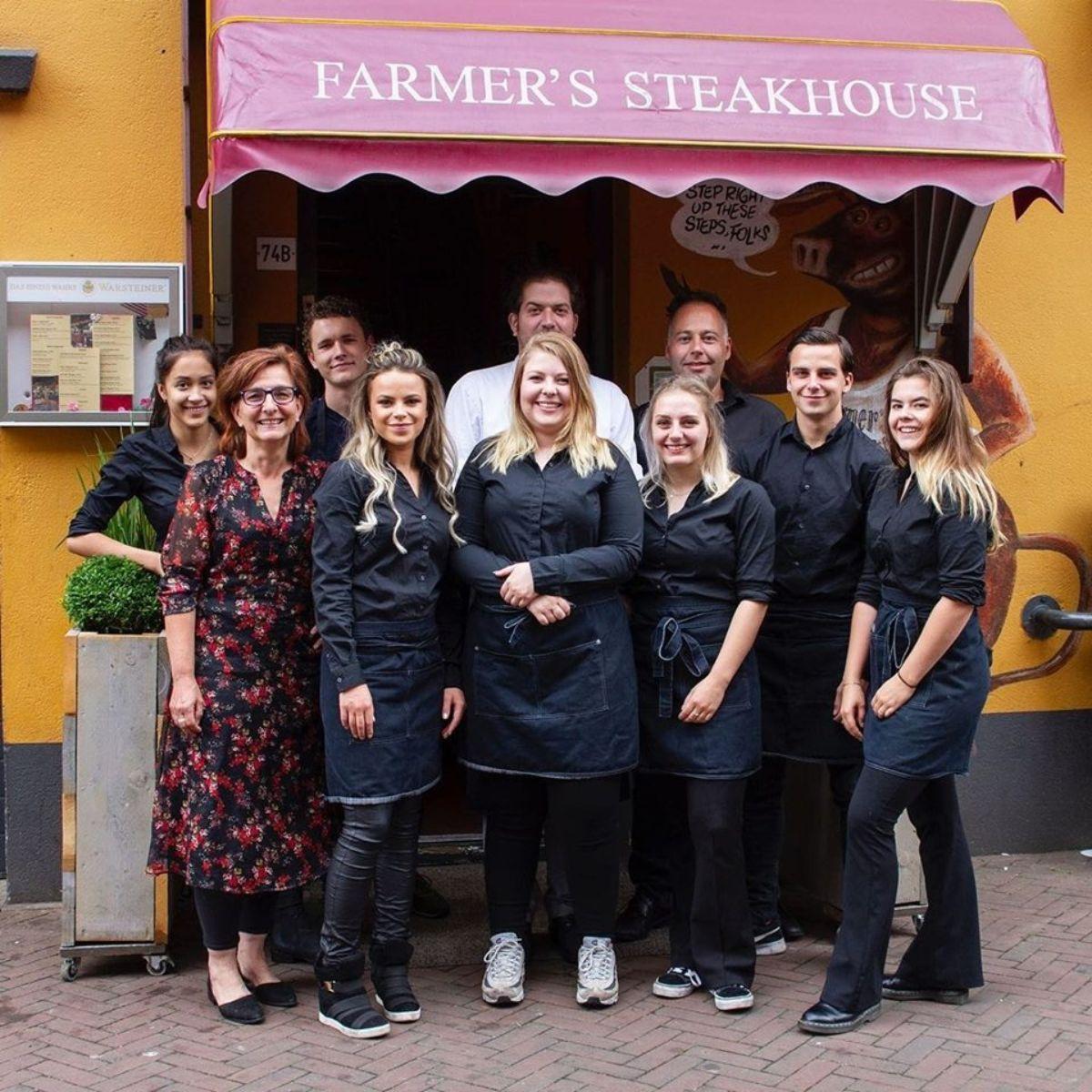 farmers steakhouse