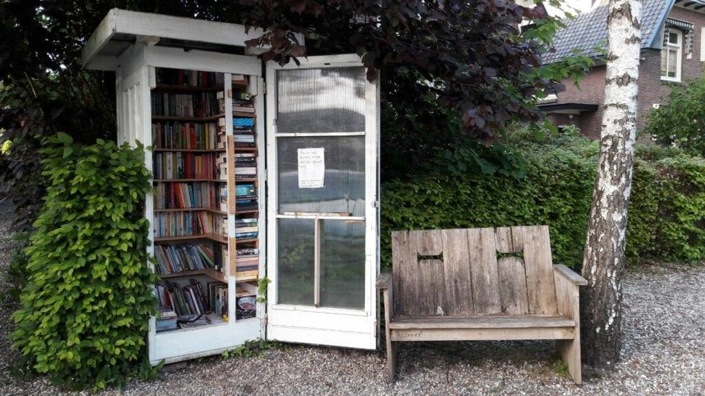 Openbare boekenkast Apeldoorn