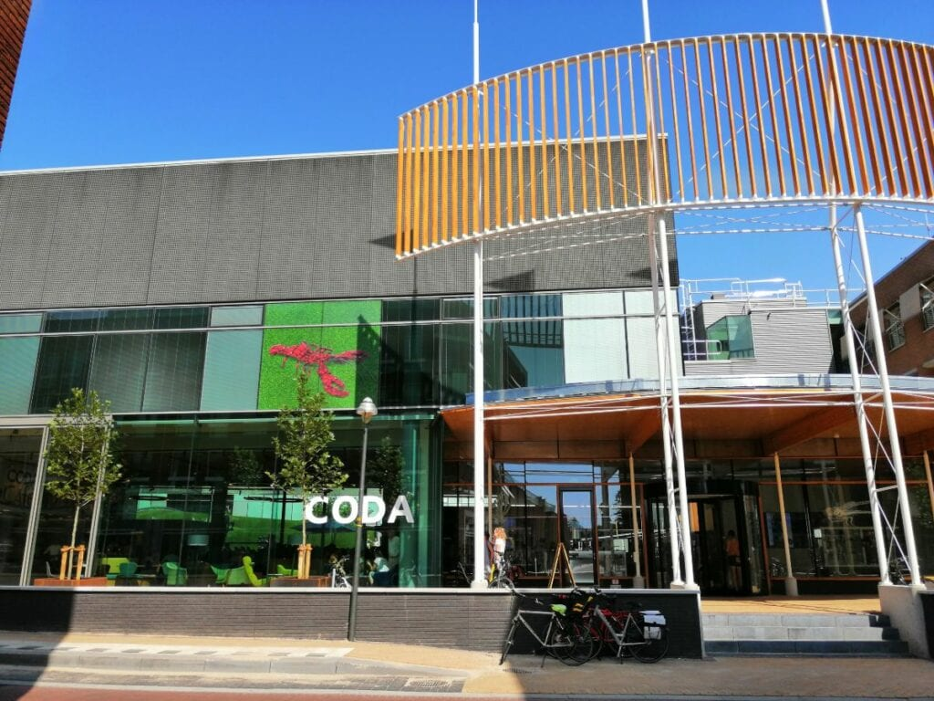 Coda Café nieuw