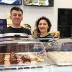 Mahmoud en Hassna van Mister Baklava