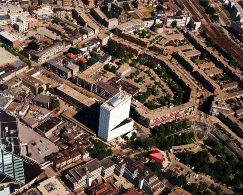 city plan apeldoorn