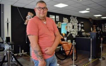 Erik Kamphuis Apeldoorn tattoo