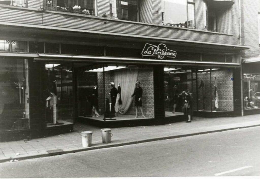 La Parisienne Mode Hoofdstraat 19-1-1973
