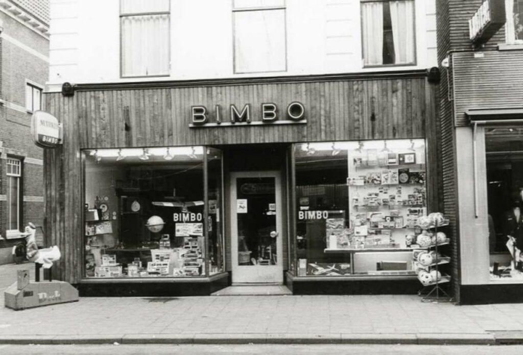 Bimbo speelgoed Hoofdstraat 19-1-1973