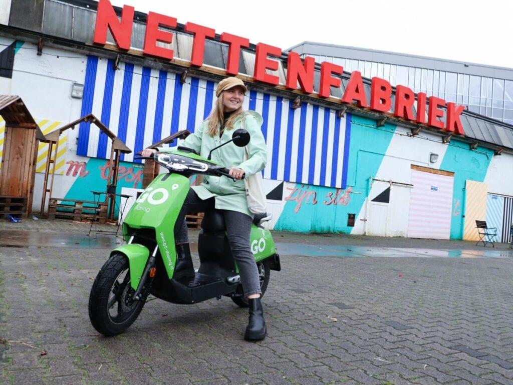 GO Sharing Apeldoorn
