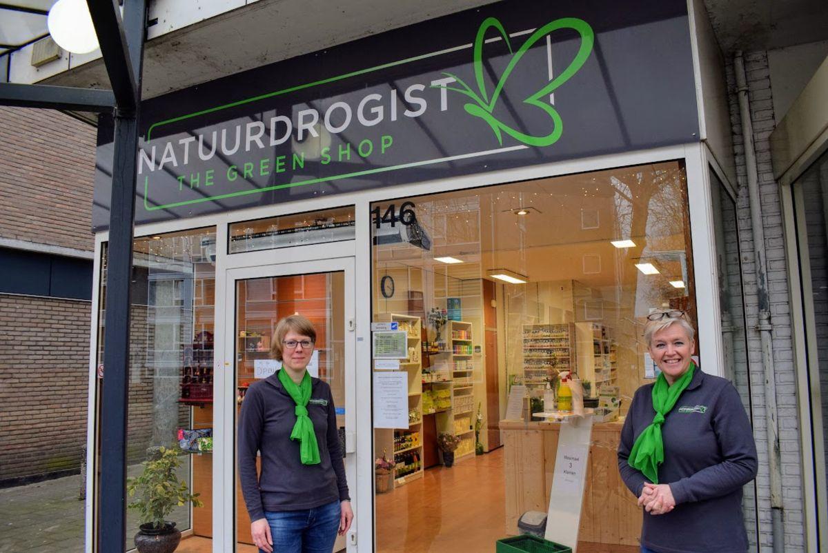 natuurdrogist the green shop