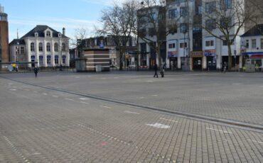 Marktplein Apeldoorn corona