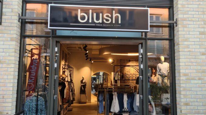 Ingang Blush Anklaar